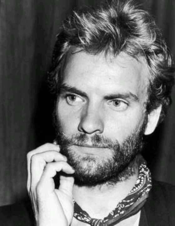 Sting in the '70's
