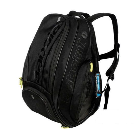 Babolat Pure Tennis Backpack Bag Black Racket Racquet Limited Ver 756042 158778 Babolat Tennis Backpack Black Backpack Backpacks