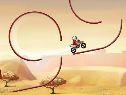 Bike Race - Juego de Carreras: miniatura de captura de pantalla
