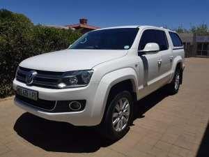 Vw Amarok Cars Bakkies For Sale Olx South Africa