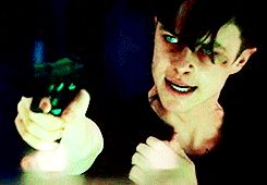 Dane DeHaan as Harry Osborn in The Amazing Spider-Man 2 #tasm 2 #those eyes #damn look at them glow