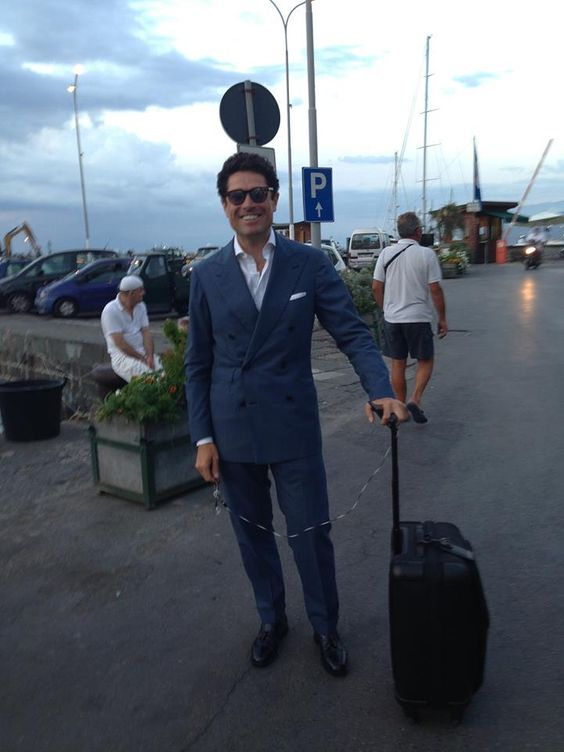 Matteo Marzotto, ready for a new travel in his new Spektre Mas Aspen limited ed with light mirror lens  www.spektresunglasses.com