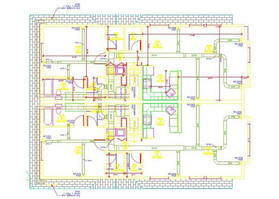 Hvac Design Hvac Design Outsourcing