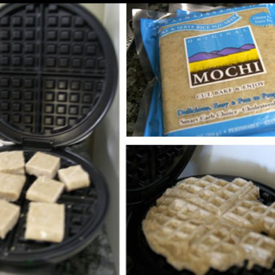 love Mochi - never thought to do this though. | Get in my Belly ...