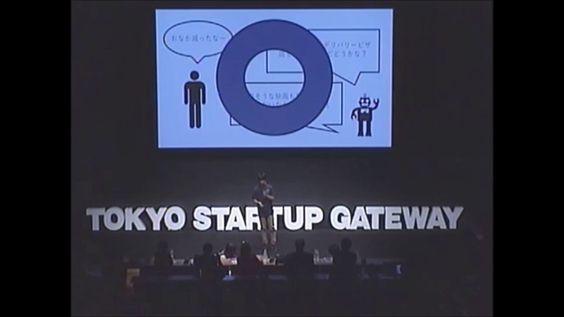 TOKYO STARTUP GATEWAY 2016 THE FINAL PRESENTATION