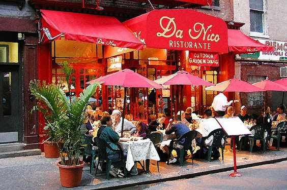 NYC. Little Italy. | Flickr: Intercambio de fotos