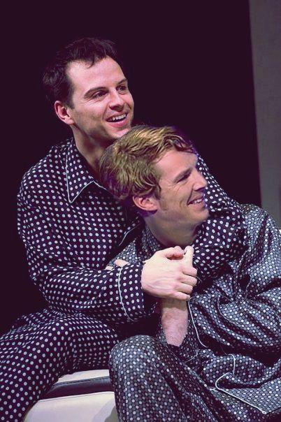 Image result for andrew scott | Andrew scott, Benedict ...  |Andrew Scott And Benedict Cumberbatch In Pajamas