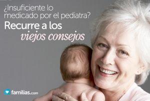 Escuchar los consejos de nuestra madre, suegra o abuela siempre es de gran beneficio para salir de ciertas dificultades que la medicina rara vez toca....