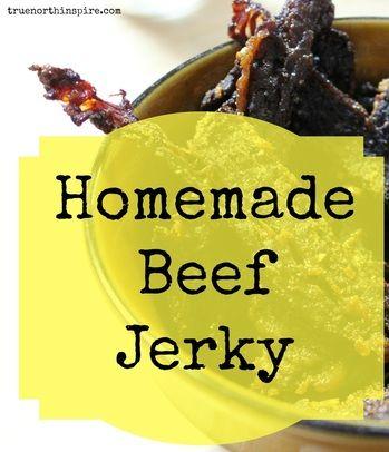 Homemade beef jerky, Beef jerky and Beef on Pinterest