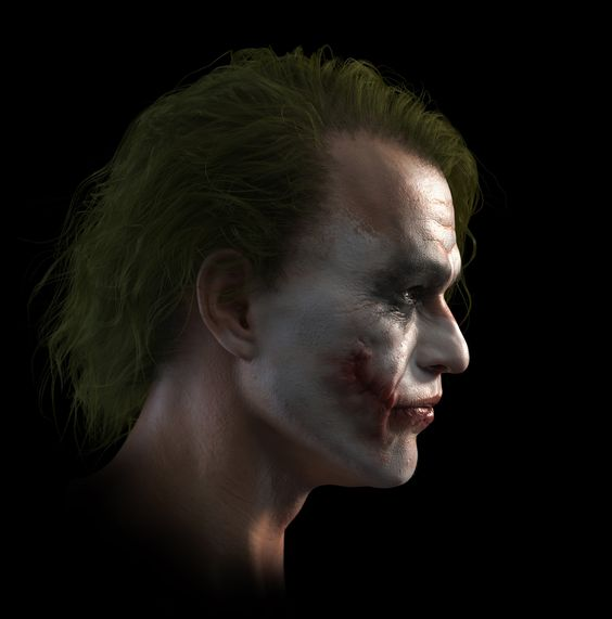 ArtStation - Joker, Long Zhang