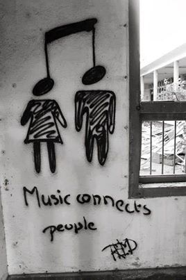 Music connect people