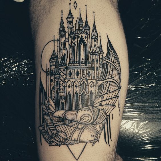 got to do a wicked castle gauntlet yesterday on an equally wicked person…