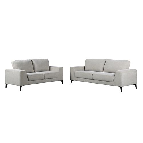 Hopper 3 2 Seater Sofa Light Grey Colour Living Room Sofa Sofa Light Gray Sofas