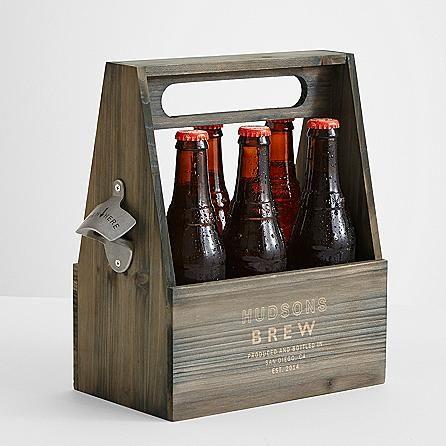 Wooden Beer Holder EUR 49.00