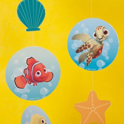 Finding Nemo Mobile | Fun with the Kids | Pinterest ...