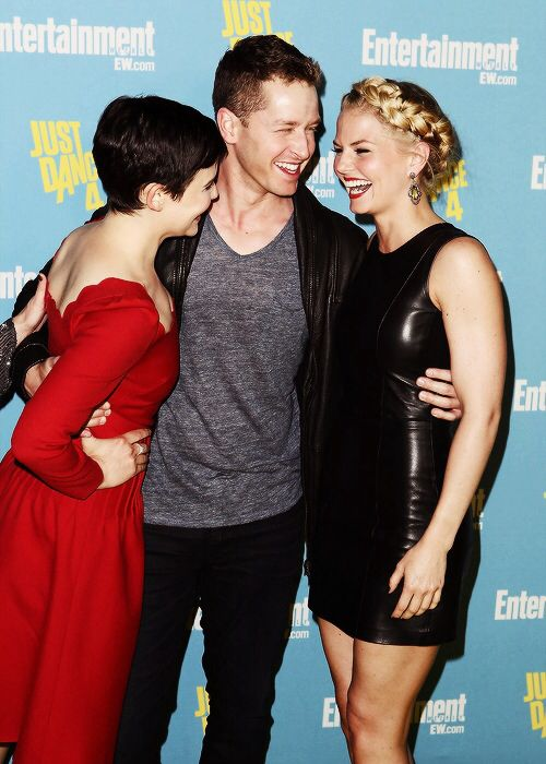 ginnifer goodwin amp jennifer morrison celebrities and