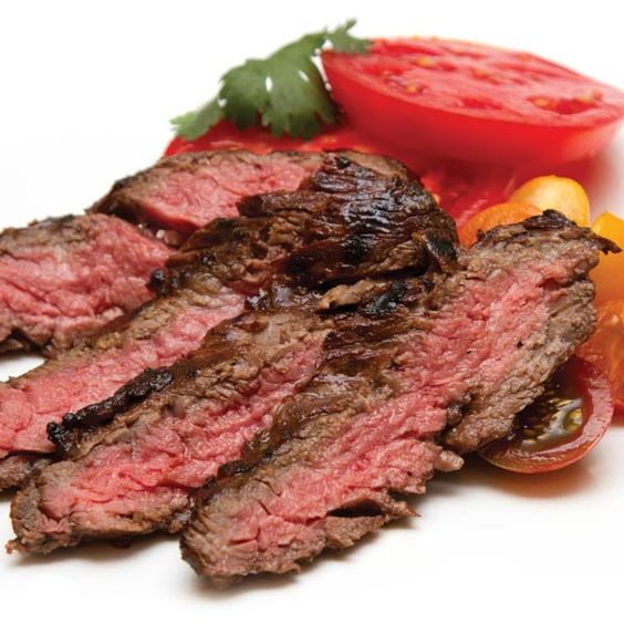 Spicy Balsamic Marinade For Skirt Steak Recipe from Certified ...