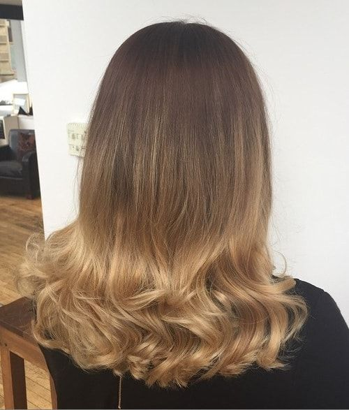 15 Stylish ombre straight hair. Best ombre straight hair for women. Ombre…