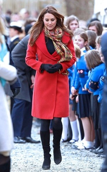 Kate Middleton - The Royal Couple at the Dumfries House