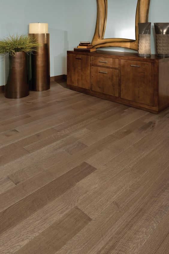 White Oak Mirage Hardwood Floors Available At