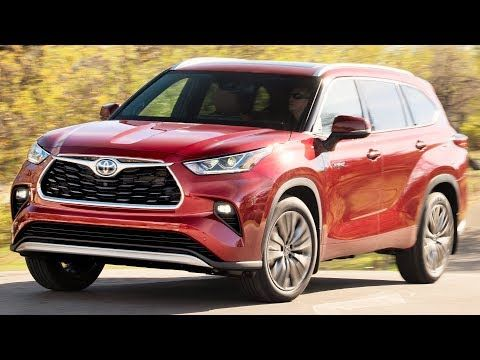 All Cars New Zealand Video 2020 Toyota Highlander Hybrid Platinum Awd In 2020 Toyota Highlander Hybrid Toyota Highlander Toyota