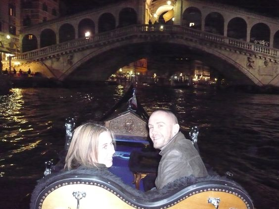I can't stop thinking about Venice!  I want to run away and work at Osteria Simpson with Romina!