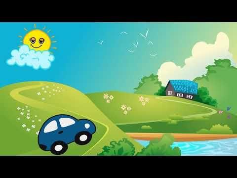 Background Infantil Exclusivo Fundo De Video Para Baixar Gratis Tema Carro Ou Transporte Opcao 2 Youtube Molduras Para Criancas Fundo Para Video Fundos