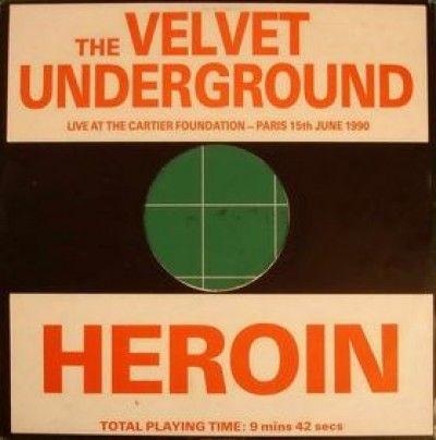 The Velvet Underground -- Heroin, one of the best songs ever. Really.