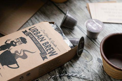 Coffee Pods Coffee Capsules I Urban Brew Coffee Capsules Coffee Pods Coffee Pack