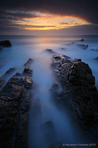 ˚Dark rocks - Italy