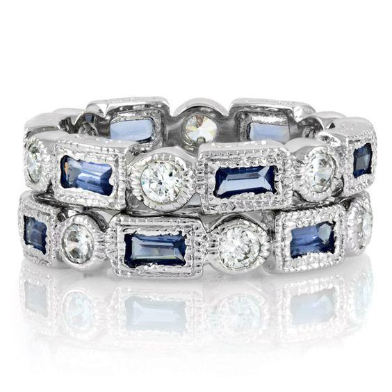 Dimitria's Vintage Rings