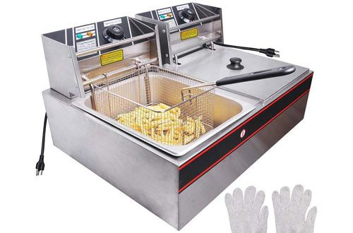 Generic 5000w 12 Liter Electric Countertop Deep Fryer Electric