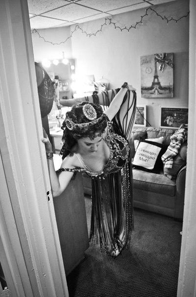 The Phantom of the Opera - Sierra Boggess Backstage