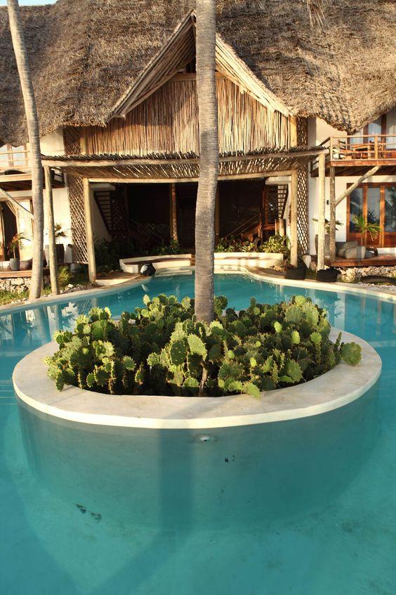 Pool of Asili House