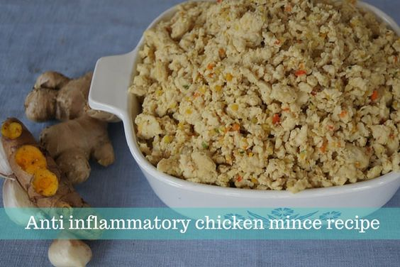 This is a great recipe to make in bulk, eat some straight away and freeze some for later. Key ingredients of turmeric, ginger and garlic means it is a great anti inflammatory chicken recipe.