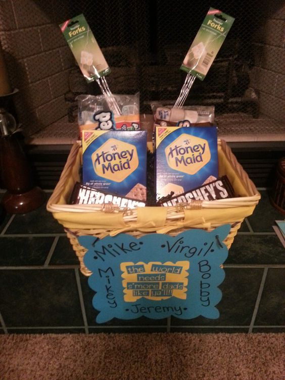 Smores Gift Basket The World Needs Smore Friends Like You