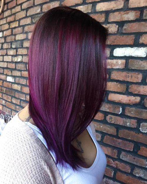 20 Plum Hair Color Ideas Haircolor Hairstyles Hair Color Plum Plum Hair Hair Styles