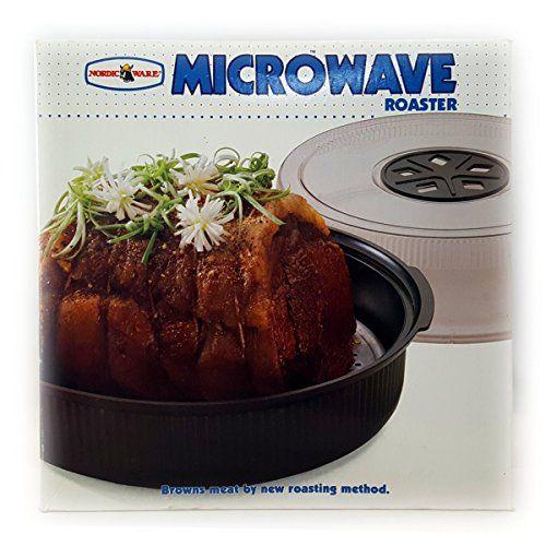 nordic ware microwave roaster 1 1 2
