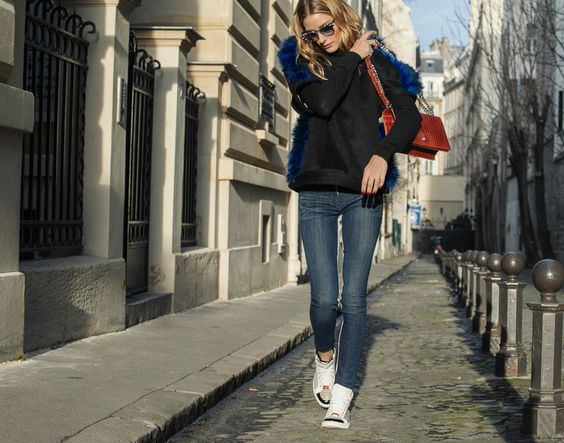 Snapped: Street Chic | Olivia Palermo