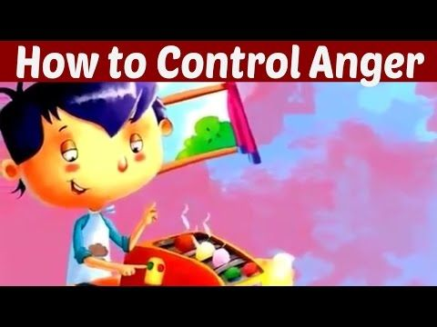 3 How To Control Anger Anger Management Techniques Animated Video Good Habits Youtu How To Control Anger Anger Management Anger Management Techniques