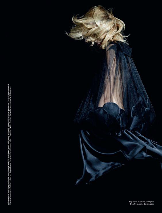 """""""Comme des Garçons"""" Love Magazine #11, S/S 2014ph Ezra Petronio"""
