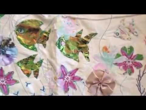 How to Make Crazy Quilts and Textiles