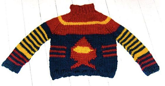 Sweater for my son
