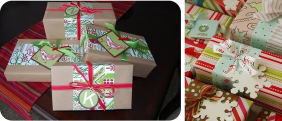 It's Written on the Wall: Now, Let's Wrap Your Christmas Gifts-Great Ideas Here