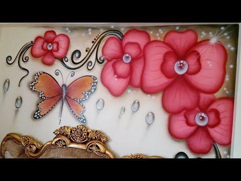 أفكار جديدة كوكتيل لوحات جداريه رائعه رسومات حوائط جديده Youtube Brooch Jewelry