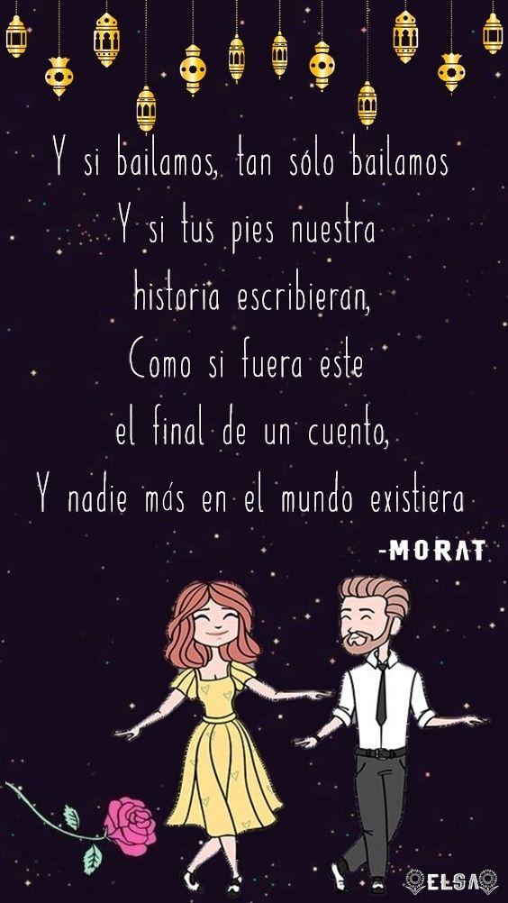 Pin De Ana Alvarez En Morat Citas De Canciones Letras