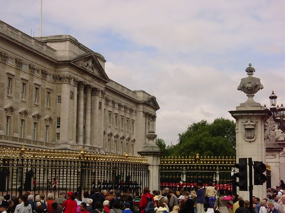"""Buckingham Palace We were there during their late summer """"holiday"""" that allows the public to tour the palace."""