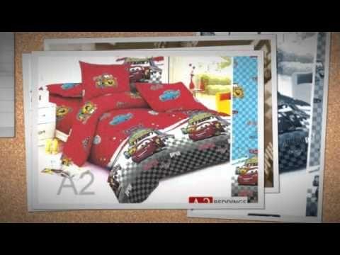 Grosir Sprei dan Bedcover Murah - YouTube