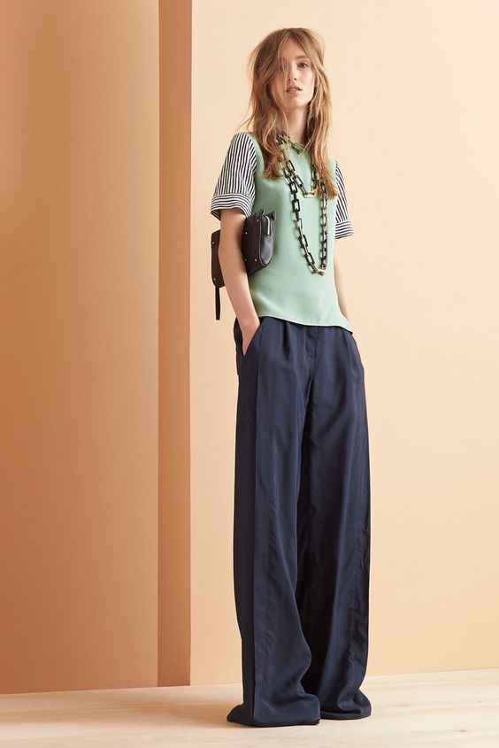 Wide pants - Maiyet Resort 2015