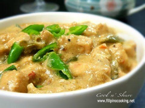 Chicken Bicol Express | Cook n' Share - World Cuisines